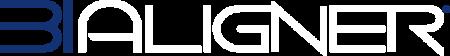 logo bialigner_bianco